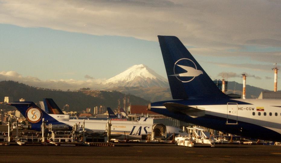 Toucan Express - Transfert Aéroport - Quito