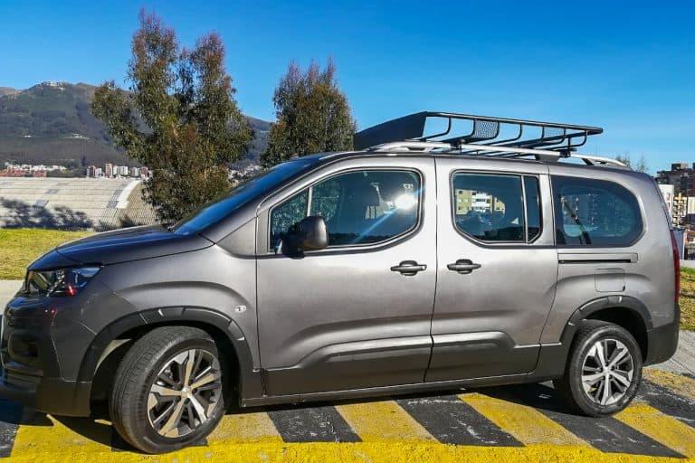 Peugeot - Rifter - Toucan Express Transport