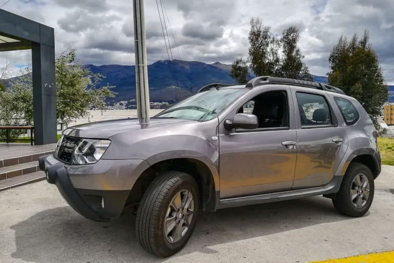 Renault - Duster 4x4 - Toucan Express Transport