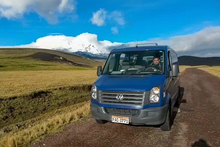 Volkswagen - Crafter - Toucan Express Transport